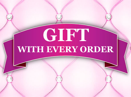 GIFT with every order